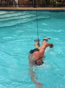 Leg and Body Buoyancy